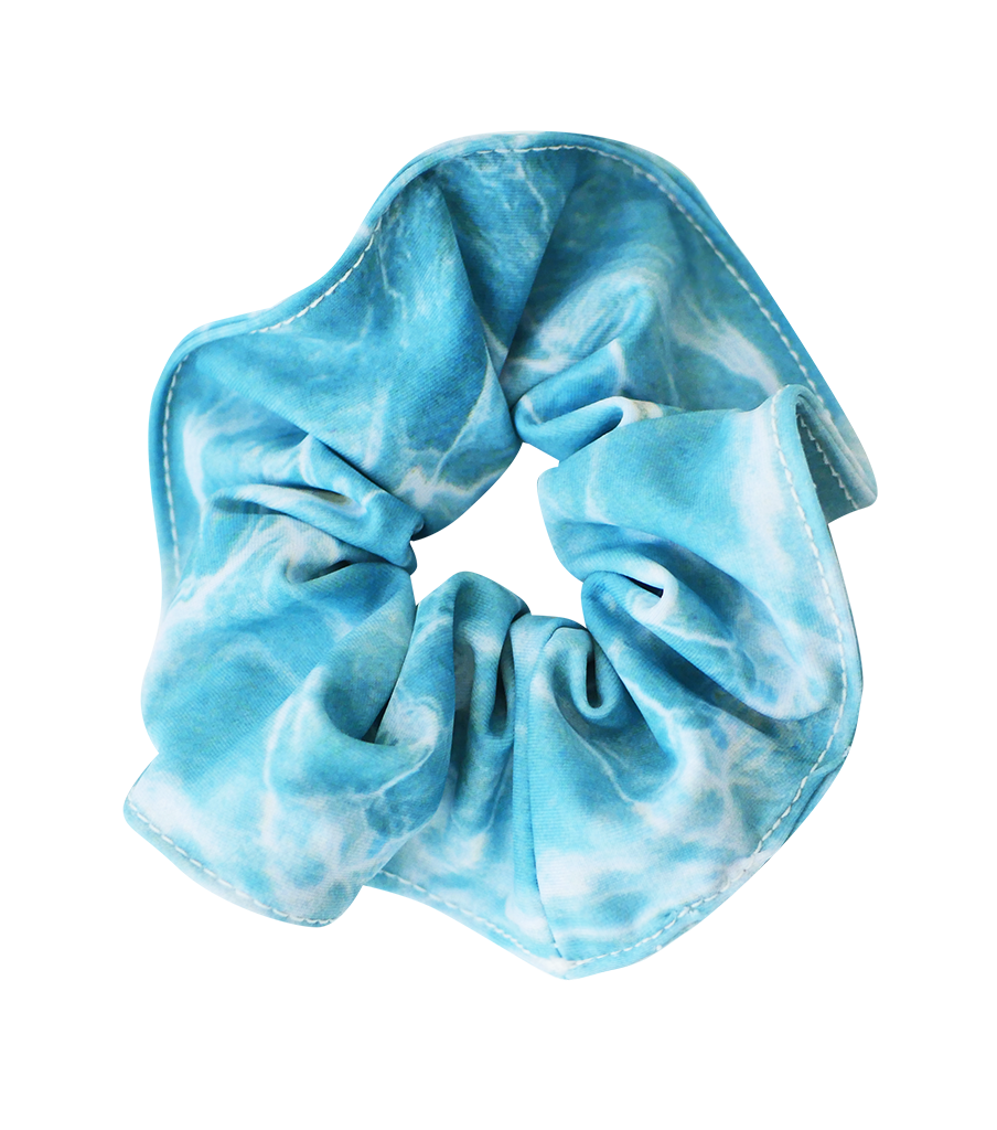 NEW! TREASURE CAY SCRUNCHIE