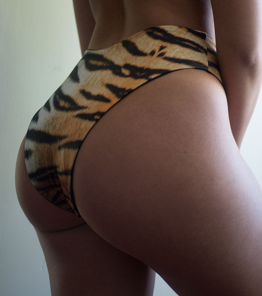 NEW! LORETTA X TIGER BRIEF BOTTOM