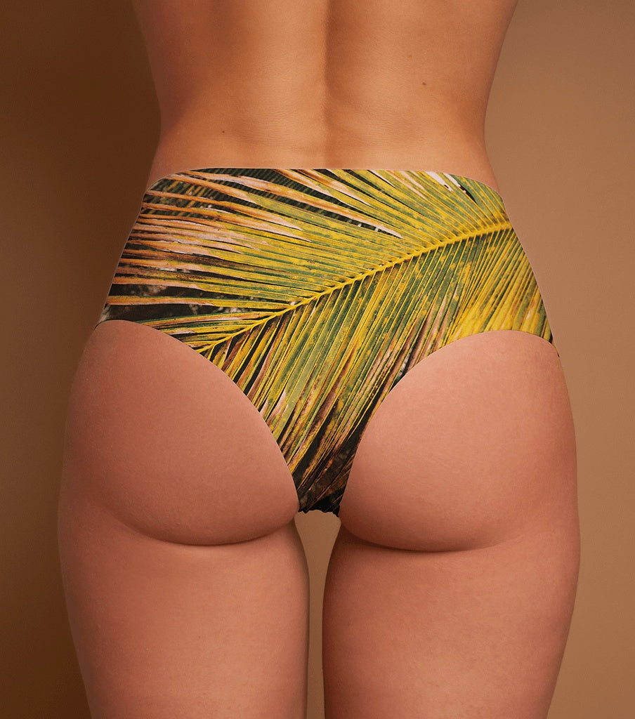 Bottoms, Hotcakes - COMING SOON! 'HO'OKENA' LASER CUT MID-RISE BRIEF