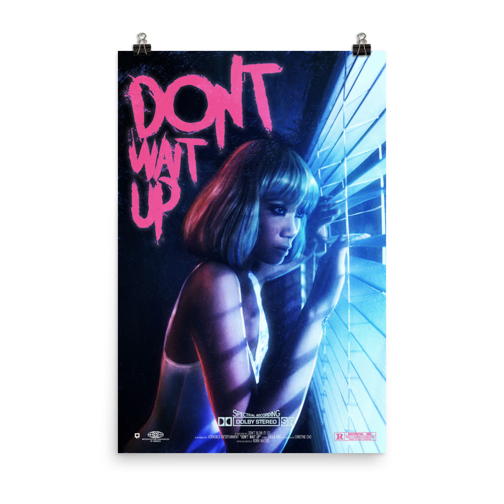 'Don't Wait Up! Series' Movie Poster
