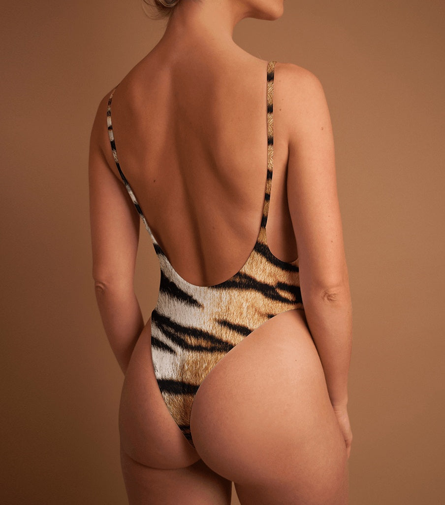 'TIGER' BETTY ONE PIECE