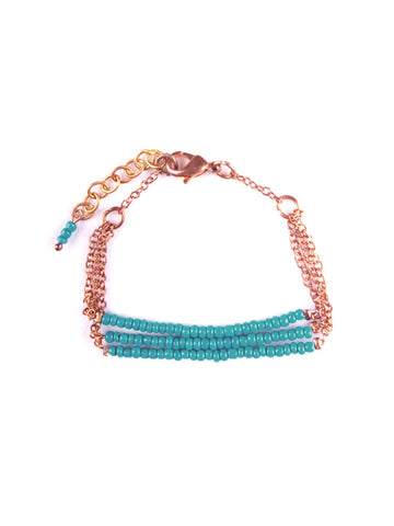 Beaded Ombre Necklace