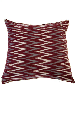 Hand Block Cobalt Artisan Pillow Cover