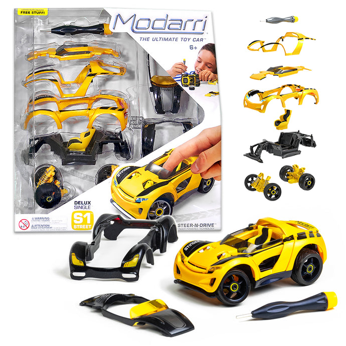Modarri Delux S1 Stinger Car Set