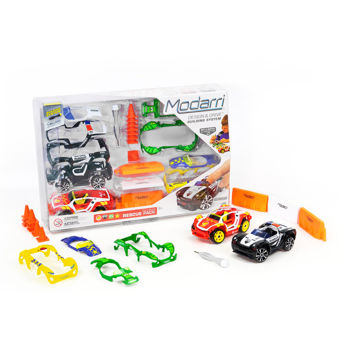 Modarri Delux 2 Car Rescue Pack