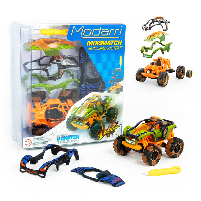 Modarri M1 Jurassic Beasts Monster Truck