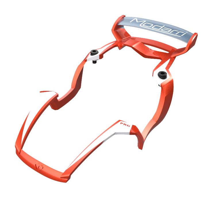 Frame - T1 - Red / White