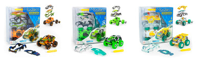 Monster Truck Assortment (All 3 Models) $5.00 Savings