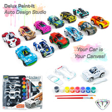 Load image into Gallery viewer, S2 Paint-it Auto Design Studio Kit