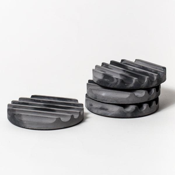 Carbon Coaster Set