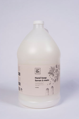 CleanO2 Liquid Hand Soap