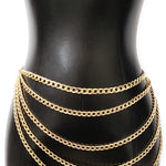 Layered Mental Chain Belt