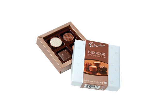 Pure Indulgence Chocolate Assortment (40g)