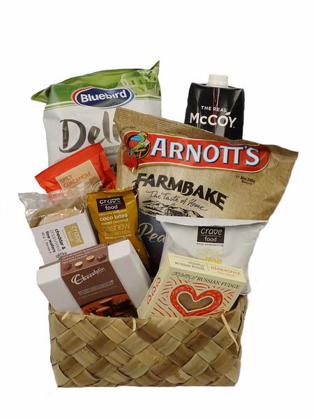 Goodies to Share Gift Basket
