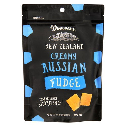 Donovan's Fudge