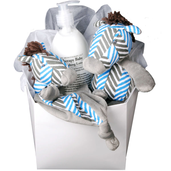 'It's a Boy' Zebra baby Gift bag