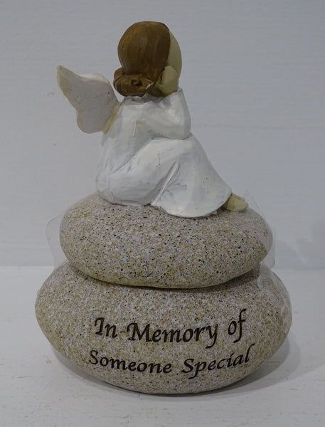 'In memory of someone special' Ornament