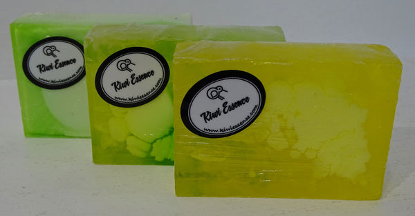 Kiwi Essence Bar of Soap