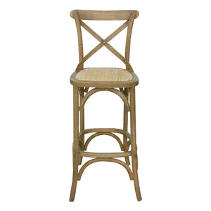 Bistrot Stool Cross Back