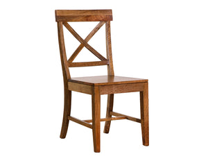 Bowen Cross Back Dining Chair