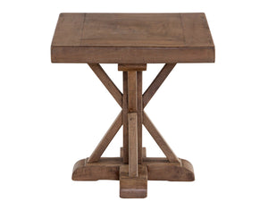 Cove Lamp Table