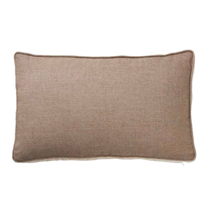 Rectangle Linen Beach Chic Cushion