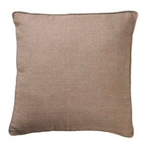 Linen Beach Chic Cushion