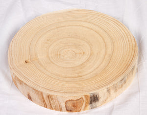 Dansk Round Timber placemat