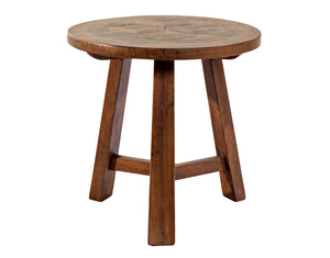 Hinterland Round Lamp Table