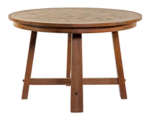 Hinterland Round Dining Table
