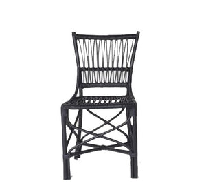 Jawit Dining Chair Black
