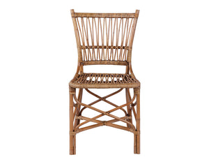 Jawit Dining Chair Honey Brown