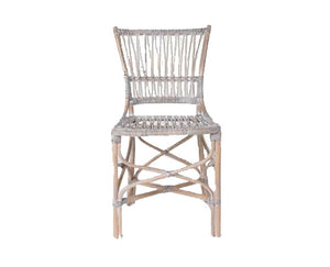 Jawit Dining Chair White Wash