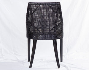 Sarabah Black Dining Chair