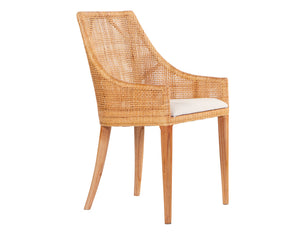 Sarabah  Natural Dining Chair