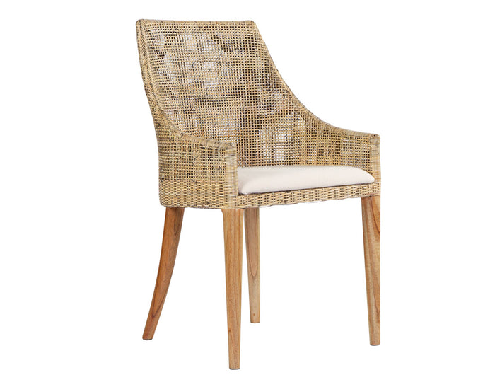 Sarabah Rustic Brown  Dining Chair