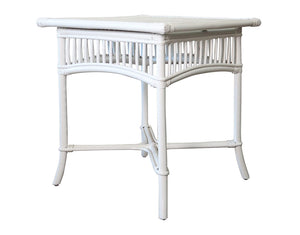 Valley Side Table White