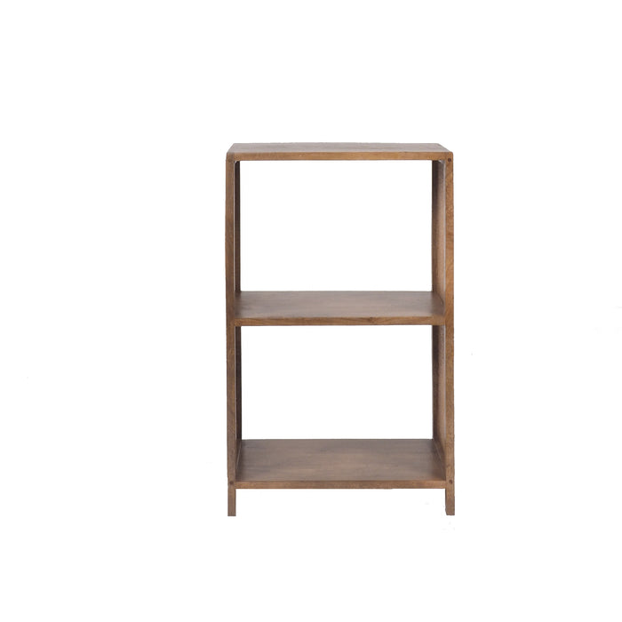 Weave 2 Cube Shelf Summer Grey