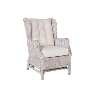 Wingback Reading Arm Chair