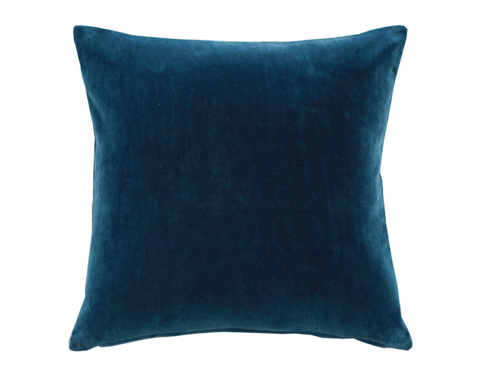 Encore Plush Cushion - Midnight Square