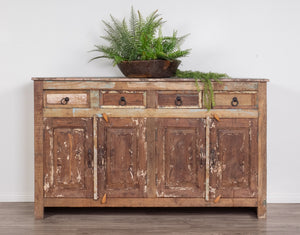 Vintage Door Sideboard