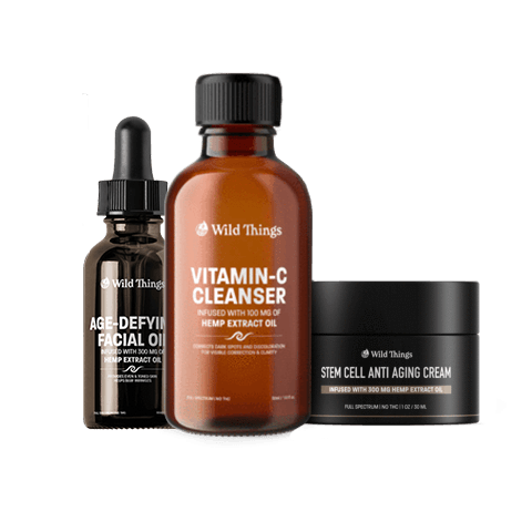 WT Skincare Essentials Bundle Wild Things Botanicals