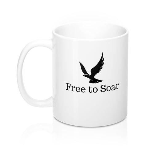 Free to Soar Mug 11oz