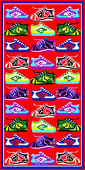 Sneakers Towel