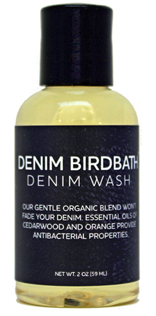 Denim Wash 2oz