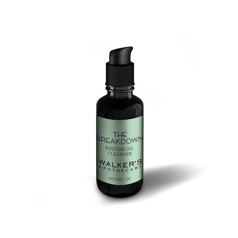Walker's Apothecary | The Breakdown Enzyme Oil Cleanser