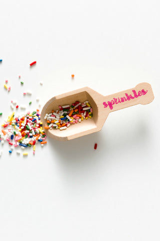 Sprinkle Scoop
