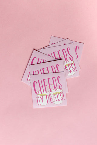 cheers stickers
