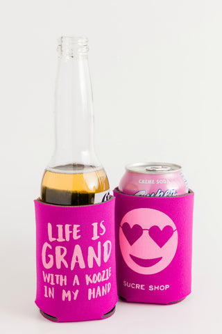 Life Is Grand Beverage Cooler