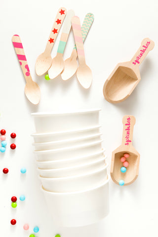 Ice Cream Party Gift Set